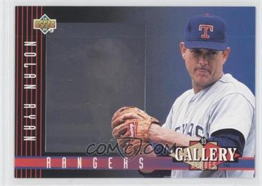 1993 Upper Deck Diamond Gallery - [Base] #30 - Nolan Ryan /123600