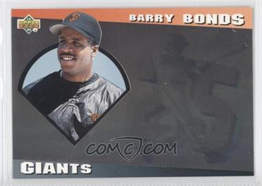 1993 Upper Deck Diamond Gallery #11 - Barry Bonds /123600