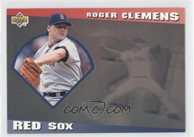 1993 Upper Deck Diamond Gallery #21 - Roger Clemens /123600