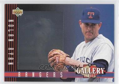 1993 Upper Deck Diamond Gallery #30 - Nolan Ryan /123600