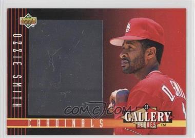 1993 Upper Deck Diamond Gallery #31 - Ozzie Smith /123600