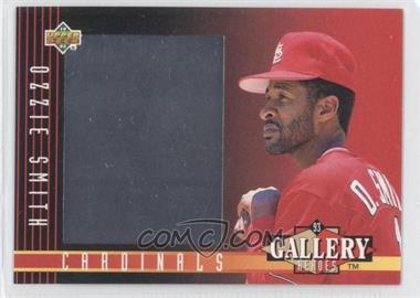 1993 Upper Deck Diamond Gallery #31 - Ozzie Smith /123600