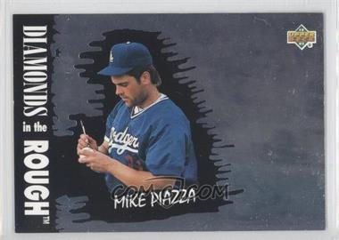 1993 Upper Deck Diamond Gallery #34 - Mike Piazza /123600
