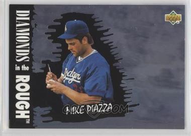 1993 Upper Deck Diamond Gallery #34 - Mike Piazza /123600