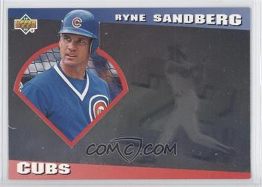 1993 Upper Deck Diamond Gallery #8 - Ryne Sandberg /123600