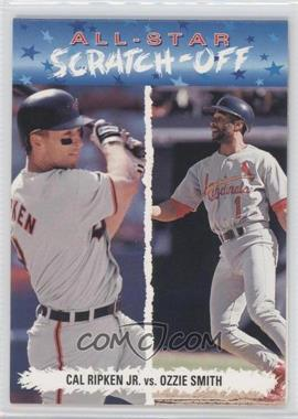 1993 Upper Deck Fun Pack [???] #AS6 - Cal Ripken Jr., Ozzie Smith