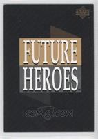 Future Heroes Header card