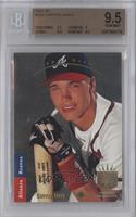 Chipper Jones [BGS 9.5]