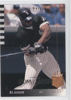 1993 Upper Deck SP #255 - Bo Jackson