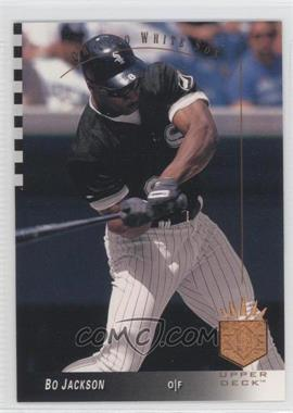 1993 Upper Deck SP #255 - Bo Jackson
