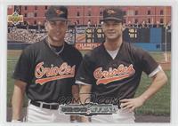 Cal Ripken Jr., Brady Anderson