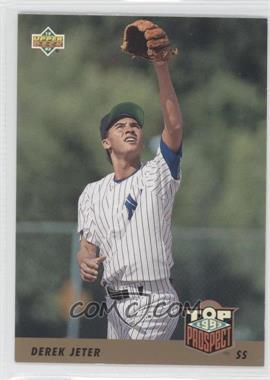 1993 Upper Deck #449 - Derek Jeter