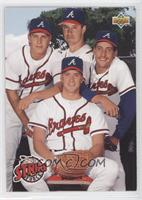 Strike Force (Greg Maddux, Steve Avery, John Smoltz, Tom Glavine)