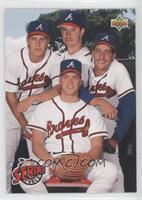 Strike Force (Greg Maddux, Steve Avery, John Smoltz, Tom Glavine)