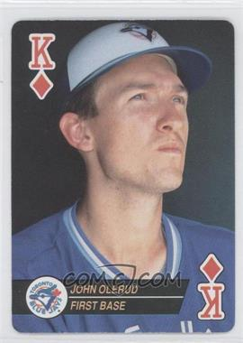 1994 Bicycle Baseball Aces Playing Cards #N/A - John Olerud