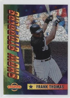 1994 Church's Chicken Show Stoppers - Restaurant [Base] #5 - Frank Thomas