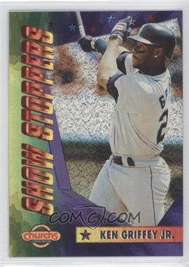 1994 Church's Chicken Show Stoppers Restaurant [Base] #3 - Ken Griffey Jr.