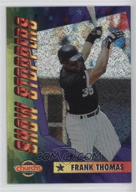 1994 Church's Chicken Show Stoppers Restaurant [Base] #5 - Frank Thomas