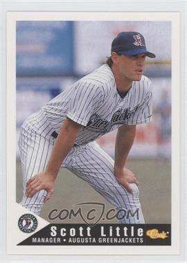 1994 Classic Augusta GreenJackets - [Base] #28 - Scott Little