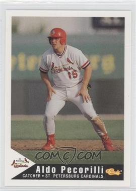 1994 Classic Best St. Petersburg Cardinals #21 - Alejandro Pena