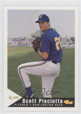 1994 Classic Burlington Bees - [Base] #22 - Scott Pisciotta