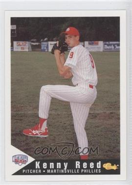 1994 Classic Martinsville Phillies #19 - Kenneth Reed