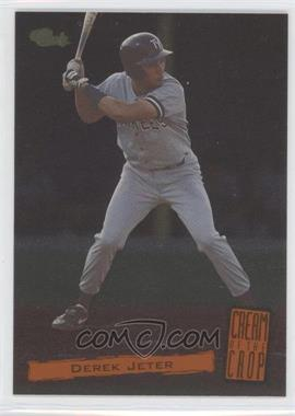1994 Classic Minor League All Star Edition Cream Of The Crop #C17 - Derek Jeter