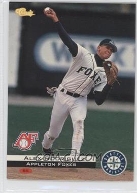 1994 Classic Minor League All Star Edition Promo #CB1 - Alex Rodriguez