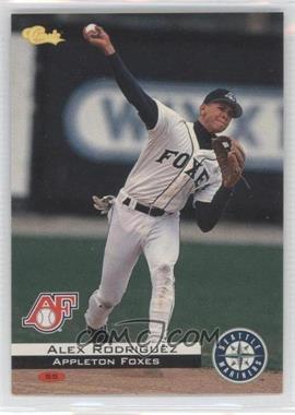 1994 Classic Minor League All Star Edition Promo #CB1 - Alex Rodriguez