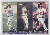 Jack Armstrong, Terrell Wade, Ramon Caraballo /8000