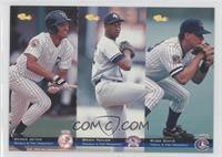 Derek Jeter, Russ Davis /8000