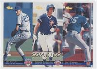 Joe Randa, Brooks Kieschnick, Matt Franco /8000
