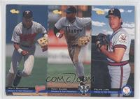 Mark Brandenburg, Tony Clark, Felipe Lira /8000