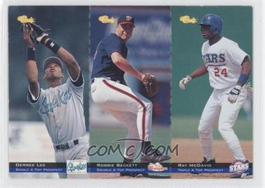 1994 Classic Minor League All Star Edition Tri-Cards #TN/A - [Missing] /8000