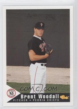 1994 Classic Peoria Chiefs - [Base] #25 - Brent Woodall