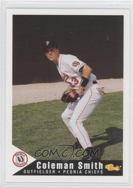 1994 Classic Peoria Chiefs #23 - Coleman Smith