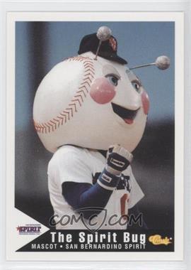1994 Classic San Bernardino Spirit - [Base] #29 - The Spirit Bug