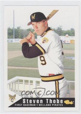 1994 Classic Welland Pirates - [Base] #27 - Steven Thobe