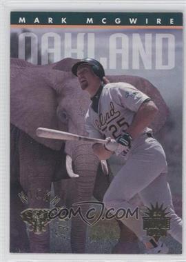 1994 Donruss Triple Play [???] #7 - Mark McGwire