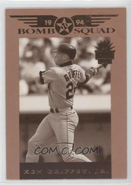 1994 Donruss Triple Play Bomb Squad #8 - Ken Griffey Jr.