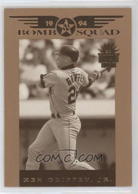 1994 Donruss Triple Play Bomb Squad #8 - Ken Griffey Jr.