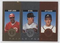 Barry Larkin, Jeff Blauser, Jay Bell
