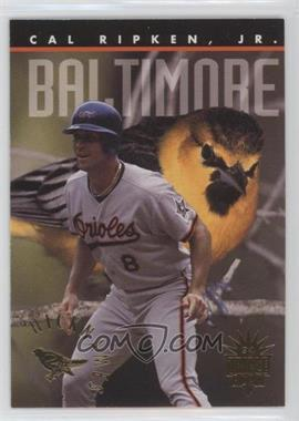 1994 Donruss Triple Play Nicknames #6 - Cal Ripken Jr.