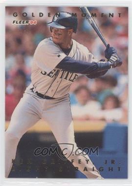 1994 Fleer - Golden Moments #4 - Ken Griffey Jr.