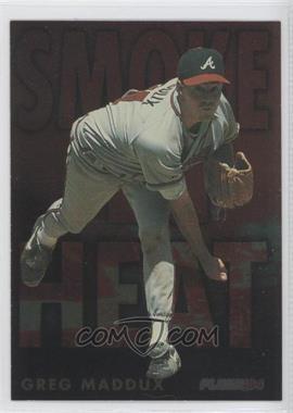 1994 Fleer [???] #7 - Greg Maddux