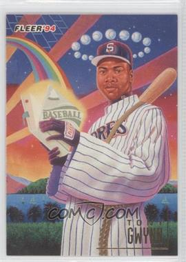 1994 Fleer [???] #9 - Tony Gwynn