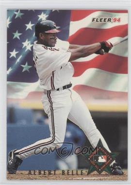 1994 Fleer All-Stars #3 - Albert Belle