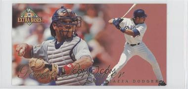 1994 Fleer Extra Bases - Game Breakers #22 - Mike Piazza
