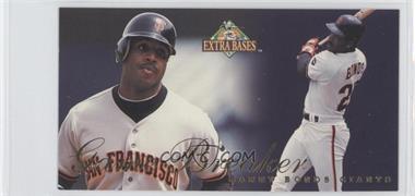 1994 Fleer Extra Bases [???] #4 - Barry Bonds