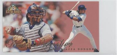 1994 Fleer Extra Bases Game Breakers #22 - Mike Piazza